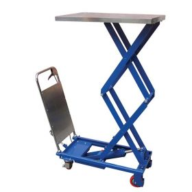 Hydraulic Lift Cart - Mobile Lifting Work Cart - BCART series