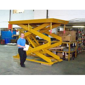 Scissor Lift Platform - High Scissor Lift - BDSL series