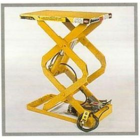 Small Scissor Lift - Light Duty Scissor Table - BCDL series