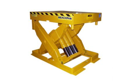Hydraulic Lift Table - High Capacity Scissor Lift - BMLT Series