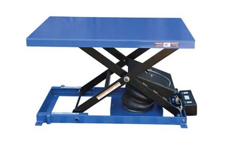 Air Lift Table - Pnuematic Lift Table - BABLT Series