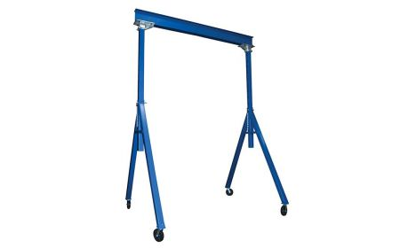 Bear Claw - A Frame Hoist - Steel Gantry Crane
