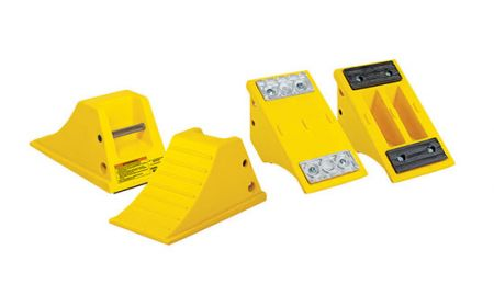Polyurethane Wheel Chock - AT3512 series