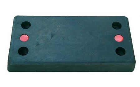 Truck Dock Bumper - Molded Dock Bumper - BDB series