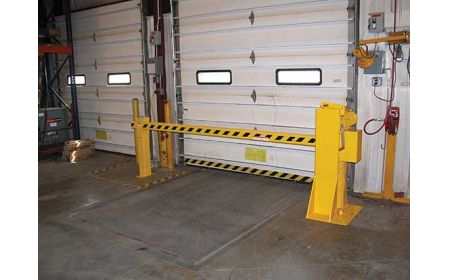 Dock Barricades - Loading Dock Barrier - BDJG-100 series