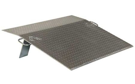 Aluminum Dock Ramp - Economy Dock Plates - BE series