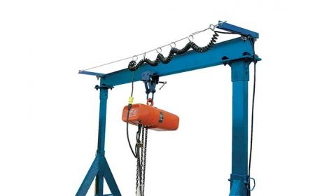 Festoon Cable - Crane Festoon System - BFES-KIT series