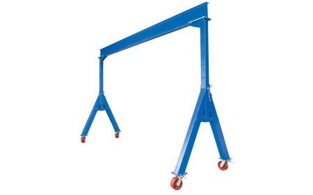 Bear Claw - Portable Gantry Crane - Rolling Hoist BFHS-4-15