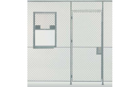 Charmant Beacon® B107 Series. The Wire Mesh Door ...
