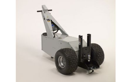 Beacon world class electric trailer dolly electric for Motorized hand truck dolly