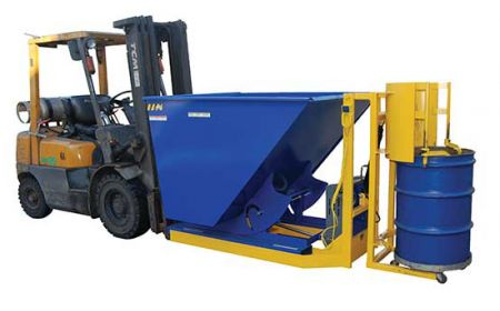 Barrel Hopper Dumper - BT-HOP series