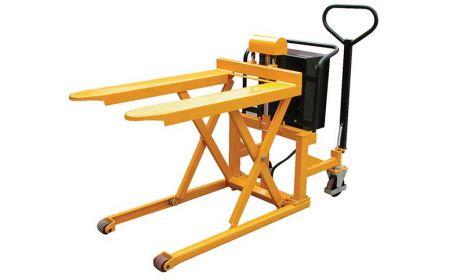 Scissor High Lift Pallet Jack Hand Truck Lift 1100 lb NEW ... |High Lift Pallet Jack
