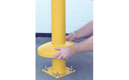 Bollard Dome Cover - Safety Pipe Cover - BDOME series