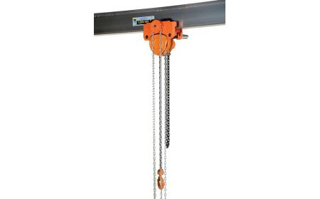 Chain Hoist Trolley - BLOW series