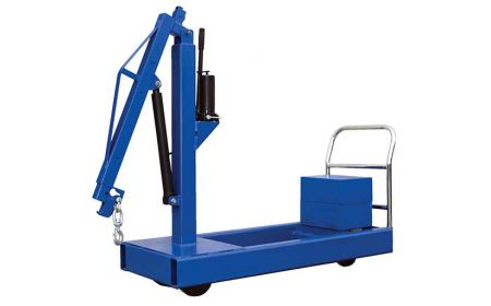 Counterbalance Jib Crane - Portable Jib Cart - BCBFC series