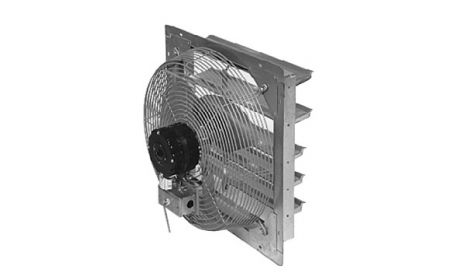 Shop Exhaust Fan - BSME series