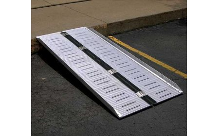 Folding Ramp - Suitcase Ramps - BRAMP series