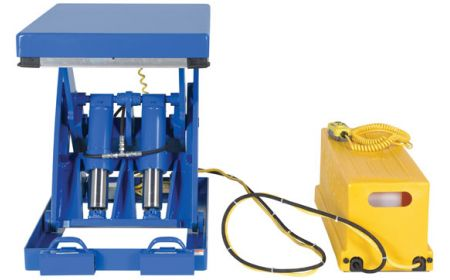 Hydraulic Scissor Lift BEHLTS series is designed for Compact Lift applications.