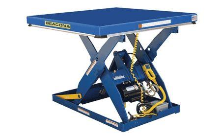 Scissor Lift Table | Hydraulic & Electric | Beacon Industries