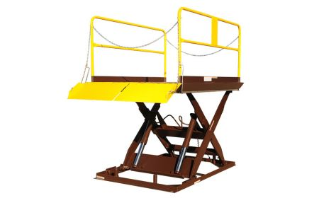 Loading Dock Lift - BWL-100 Series