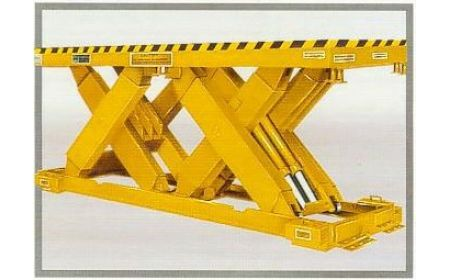 Long Scissor Lift - Electric Lift Tables - BMLTDL Series
