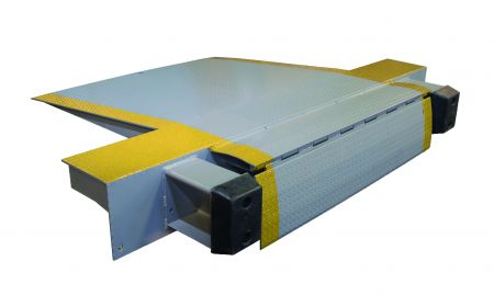 Low Dock Leveler - Low Dock Ramp - BMTD Series