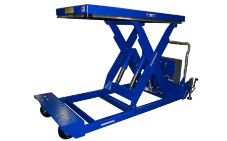 Portable Lift Table - Mobile Lift Cart - BPST Series