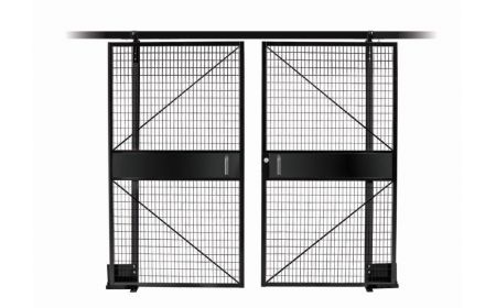 Security Partition Door - BH series