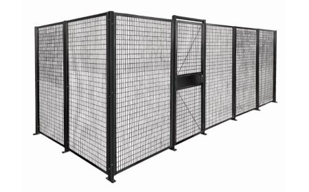 Security Partitions - Wire Mesh Room - BQWK series