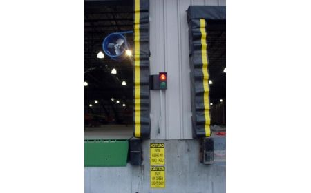 Traffic Dock Light Bracket - Signal Loading Light Bracket - TDL-1100 - OLB series