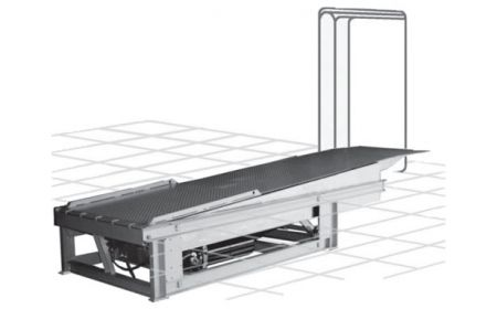 Vault Ramps - Floor Hydraulic Ramps - HVR series