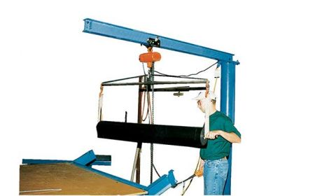 Workstation Jib Crane - BJIB series