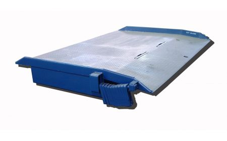 Rail Dock Plate - Rail Car Dockboards - BRS Series