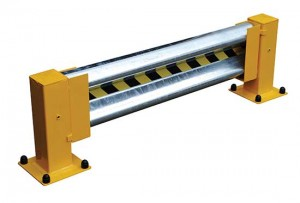 Steel Industrial Guard Rail